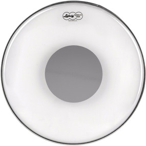 """Ludwig 12"""" Clear Ambassador Silver Dot Snare Drum Batter Head by Remo, LW6112R"""