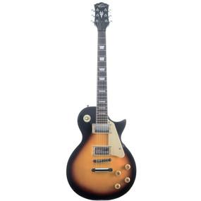 Oscar Schmidt OE20TS LP-Style Electric Guitar, Scratch and Dent