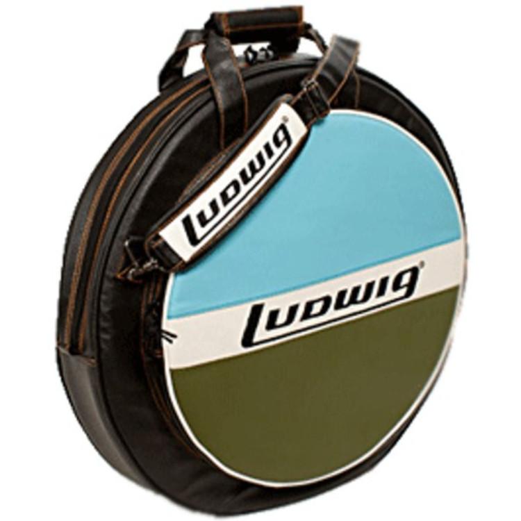 """Ludwig LXC2BO Atlas Classic Heirloom Cymbal Bag, 24"""" (LXC2BO)"""