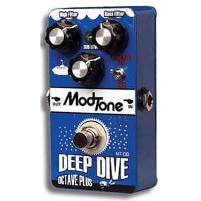 ModTone MT-DD Deep Dive Octave Plus Guitar Effects Pedal (MT-DD)