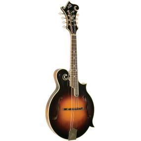 The Loar LM-600-VS Professional F-Style Acoustic Mandolin, Sunburst (LM-600-VS)