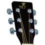 J. Reynolds JR65N Dreadnought Acoustic Guitar, Natural