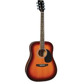 J. Reynolds JR-78SANT Dreadnought Acoustic Guitar (JR78SANT)