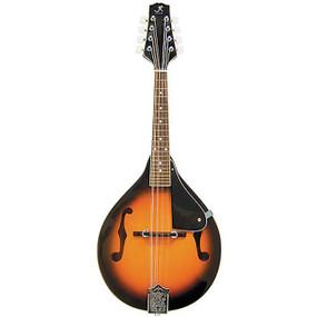 J Reynolds JRMAN10 A-Style Mandolin, Tobacco Sunburst
