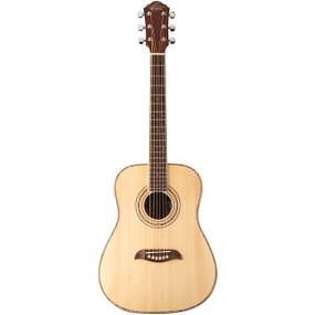Oscar Schmidt OG1N Student 3/4 Size Acoustic Guitar, Natural