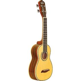 Oscar Schmidt OU3 Concert Acoustic Ukulele, Natural