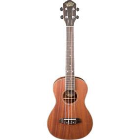 Oscar Schmidt OU240SWK 4-String Tenor Ukulele with Hardshell Case
