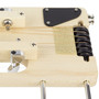 Traveler Guitar Ultra-Light Travel Guitar with Bag, Natural (ULST NAT)