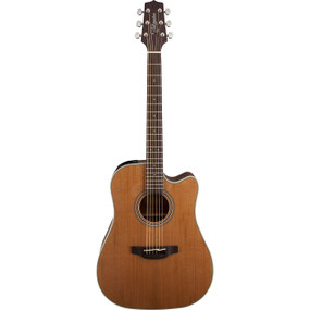 Takamine GD20CE-NS Dreadnought Acoustic Electric Guitar, Solid Cedar Top