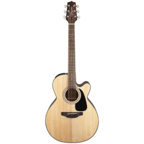 Takamine GN30CE-NAT NEX Cutaway Acoustic Electric Guitar, Natural (GN30CE-NAT)