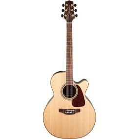 Takamine GN93CE-NAT Cutaway NEX Body Acoustic Electric Guitar, Natural