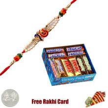Rakhi with Mars Chocolate Variety Pack - 30 counts