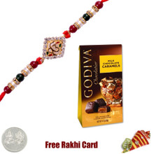 Godiva Caramel Chocolate  Rakhi Special
