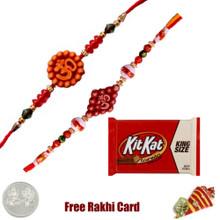 Kitkat King Size Bar  Rakhi Special