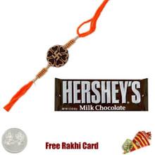 Hershey Milk Chocolate Bar  Rakhi Special