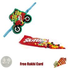 Skittles  Rakhi Special