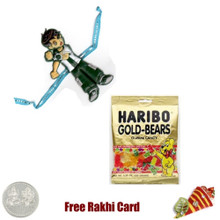 Gold Bear Gummies  Rakhi Special