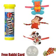 Mini M & M's Kids Rakhi Special