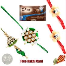 Dove Milk Chocolate Rakhi Special
