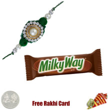Milky Way Bar  Rakhi Special - Canada