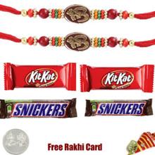 Chocolates Rakhi Fun - Canada
