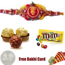 Chocolate Treat For Rakhi - Canada