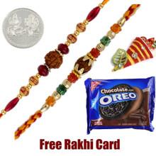 Oreo Cookies Rakhi Treat - Canada