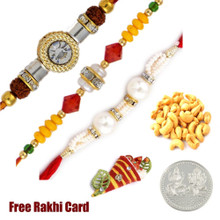 3 rakhis with 50 grams DF - Canada