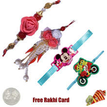 Rose Family Set with a Free Silver Coin - Canada Delivery