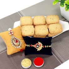Grand Rakhi Cookies Combo  - RBLMB17-09