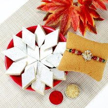 Lovely Rakhi Hamper - RBSWT17-01