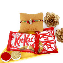 Sweetness in a Bundle Rakhi Combo - RBCHO17-03
