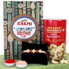 Authentic Special Rakhi Combo - RBDF17-08