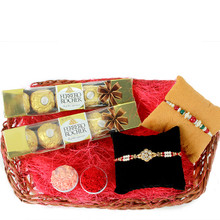 Bundle of Sweetness Rakhi Combo - RBCHO17-01