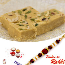 Soanpapdi Slices with FREE 1 Bhaiya Rakhi - RM1708