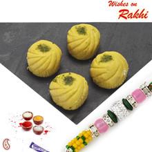Amrit Para Sweet with FREE 1 Bhaiya Rakhi - RM1715