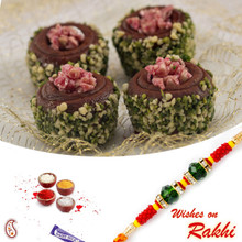 Chocolate Sweet with FREE 1 Bhaiya Rakhi - RM1737