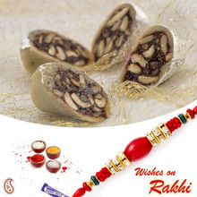 Chocolate Toss Sweet with FREE 1 Bhaiya Rakhi - RM1753