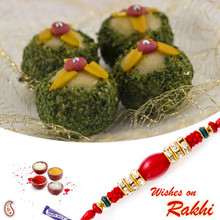 Pista Ball Sweet with FREE 1 Bhaiya Rakhi - RM1755