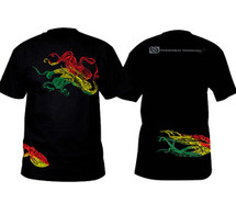 Tribal Tako Rasta, Black