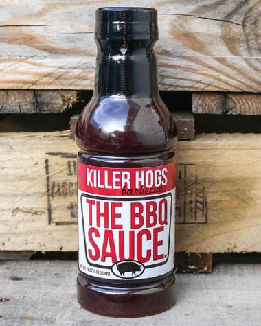 Killer Hogs The BBQ Sauce