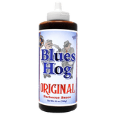 Blues Hog Original BBQ Sauce Squeeze Bottle, 25 oz