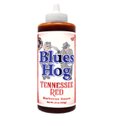 Blues Hog Tennessee Red BBQ Sauce Squeeze Bottle, 25 oz