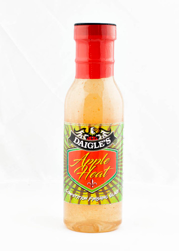 Daigle's Apple Heat Competition BBQ Glaze