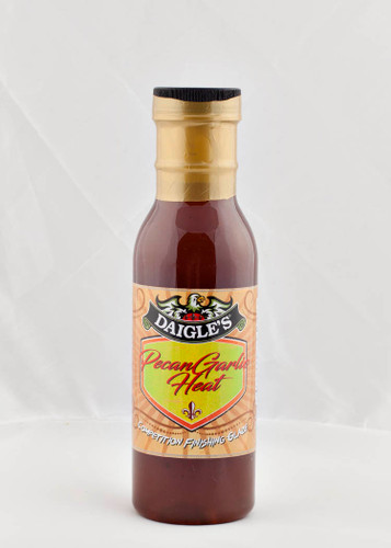 Daigle's Pecan Garlic Heat Competition BBQ Glaze