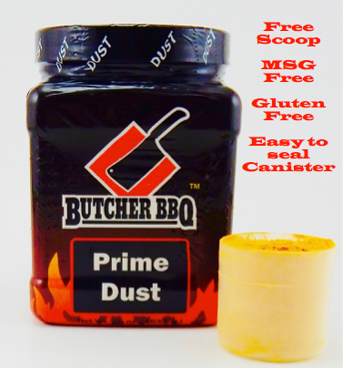 Butcher BBQ Prime Dust