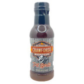 Crawford's Barbecue Beef Pit Spritz, 16 oz