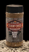 Crawford's Barbecue Burnt Beef Rub