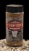 Crawford's Barbecue Burnt Beef Rub