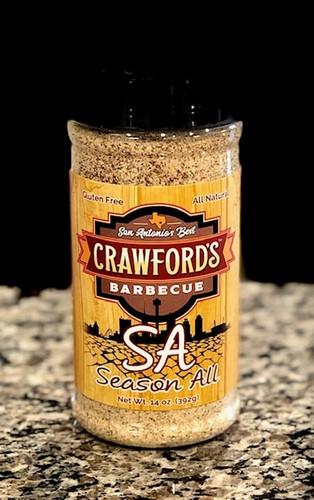 Crawford's BBQ SA Season All